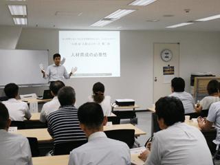 経理・税理士の人事セミナーの風景②