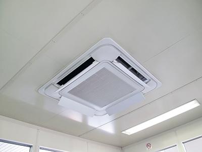 経営力向上計画B類型(冷暖房設備工事)
