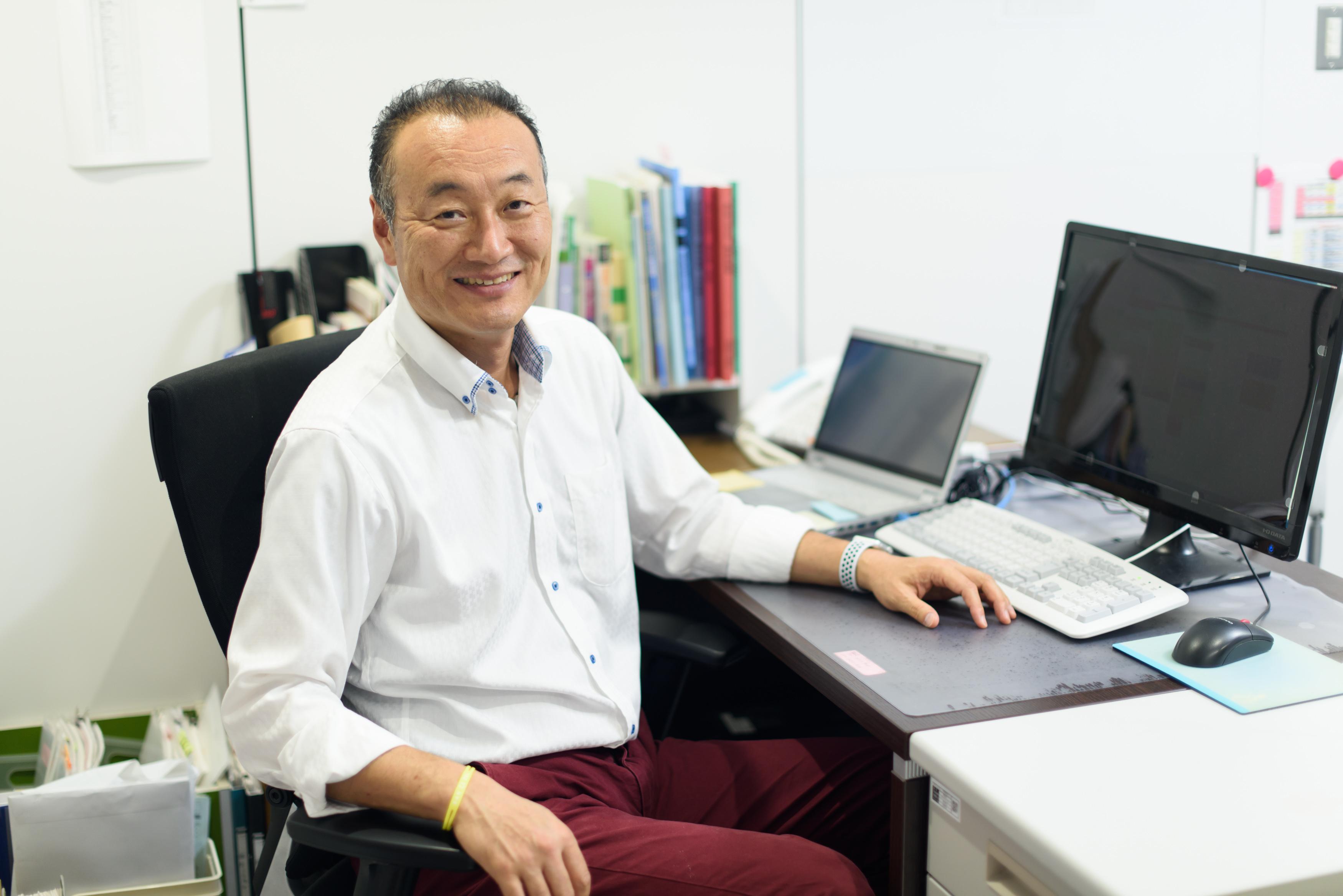 No.1税理士法人 代表社員税理士 藤浪 伸治